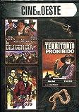 La diligencia 2 / Territorio prohibido / El rebelde orgulloso
