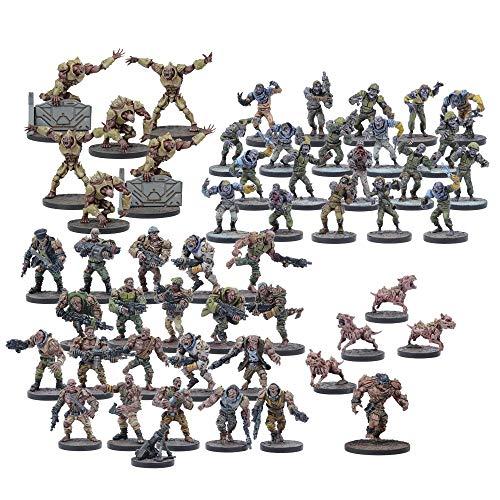 Warpath Universe - Plague Starter Force