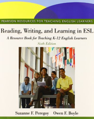 Reading, Writing, and Learning in ESL: A Resource Book Plus NEW MyEducationLab without Pearson eText -- Access Card Package (6th Edition)