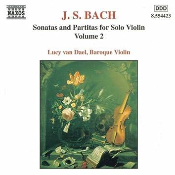 BACH, J.S.: Sonatas and Partitas for Solo Violin, BWV 1004-1006