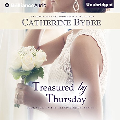 Treasured by Thursday audiobook cover art