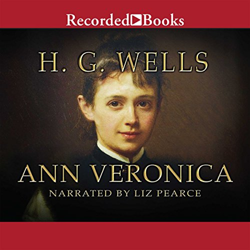 Ann Veronica audiobook cover art