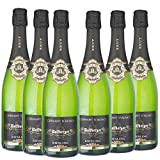 Cremant d'Alsace - Wolfberger Riesling - Brut (6x0,75l) - 75,90 Euro /1l=16,87€