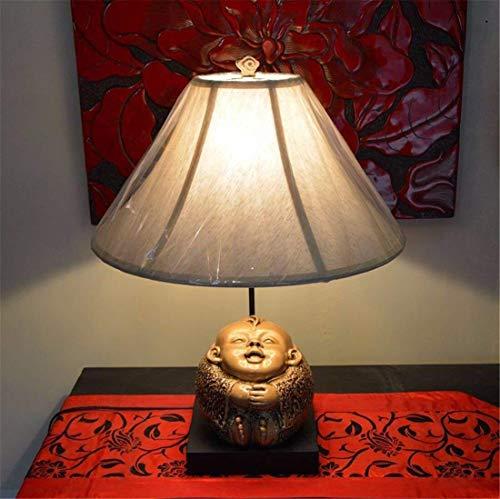 MOZUSA Lámparas de Mesa, Moderna Minimalista Dormitorio lámpara de cabecera, la Sala de Estar del Viento de China Lámparas clásico, Hotel Club Villa, Trabajo Lectura de los niños Luces Decorativas