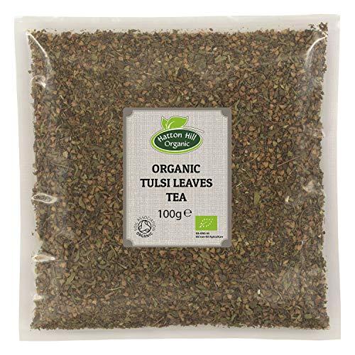BIO Tulsi Tee 100g von Hatton Hill Organic – BIO zertifiziert