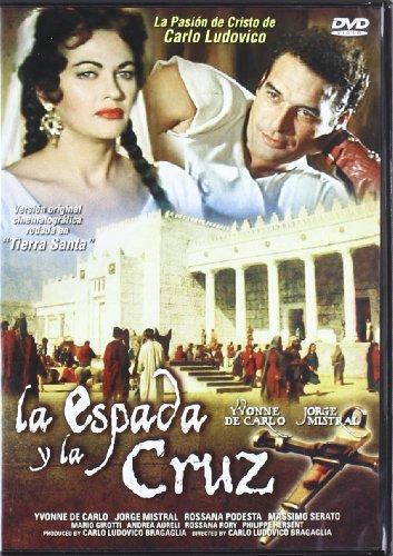 La Espada Y La Cruz [DVD]