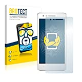 BROTECT Schutzfolie kompatibel mit Oppo Mirror 3 (2 Stück) klare Bildschirmschutz-Folie