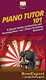 Piano Tutor 101: A Quick Guide on Starting and Growing Your 1 on 1 Piano Teaching Business