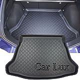 Car Lux AR04635 - Alfombra cubeta Protector Cubre Maletero Extrem a Medida y Antideslizante para Prius IV Hatchback de 5 Puertas