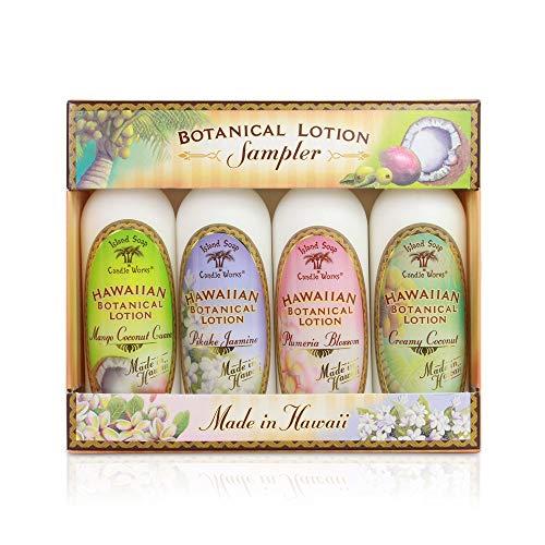 Botanical Lotion Sampler Pack