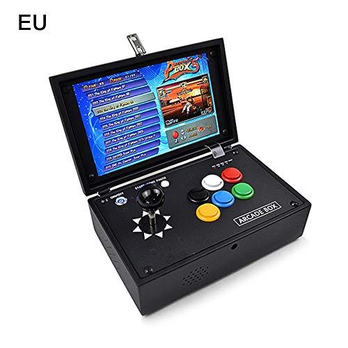 ckground Consola de Juegos, Pandora's Box 3D 2177 en 1 Consola de Juegos Arcade Jamma HDMI Retro Pantalla de 10