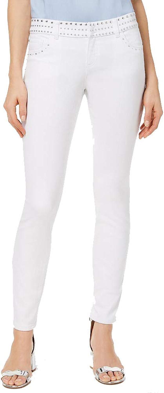 I.N.C. International Concepts Women's Studded Skinny Jeans