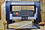 Cutech 40200HC-CT 13' Spiral Cutterhead Planer W/Carbide Inserts - Professional Model