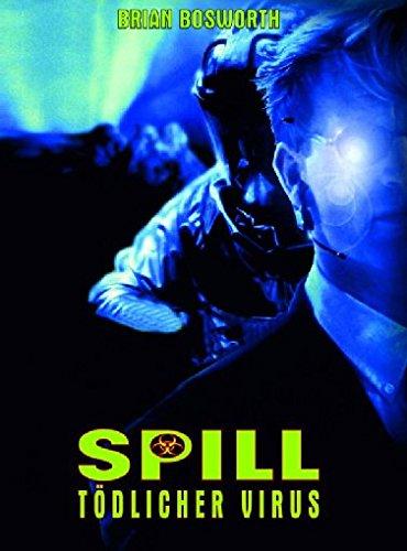 Spill - Tödlicher Virus - Mediabook/Limitiert auf 185 Stück (+ DVD) [Blu-ray]