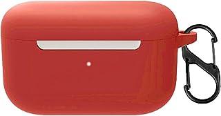 Prevessel Siliconen hoesje voor Echo Buds 2e generatie draadloze oordopjes, oortelefoon oplaaddoos cover siliconen bescher...