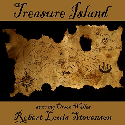 Treasure Island (Dramatised) audiobook cover art