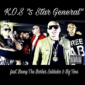 5 Star General (830 Connection) [feat. Benny the Barber, Soldados & Big Tone]