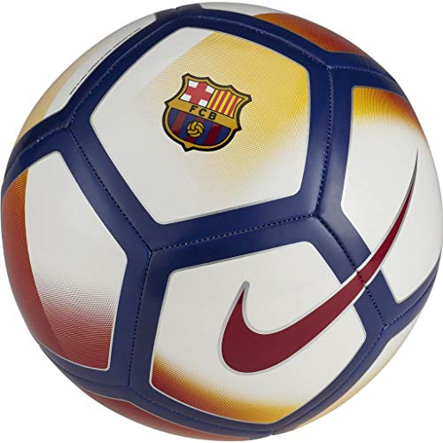 NIKE FCB FC Barcelona Pitch Training Soccer Football Ball...