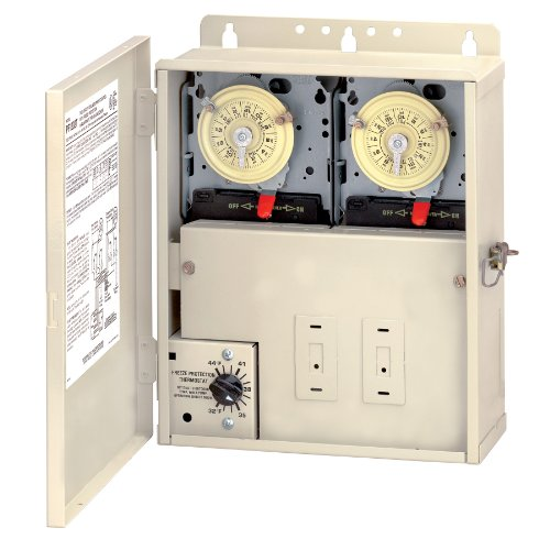 PF1202T Control System with Freeze Protection and Power Center with Two T104M Mechanisms