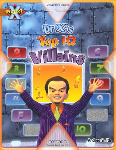 Project X: Heroes and Villains: Dr X's Top Ten Villainsの詳細を見る