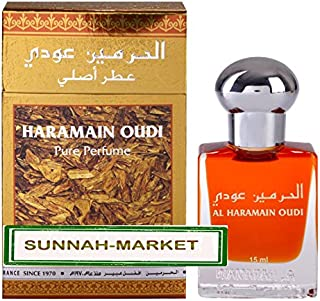 Al Haramain Oudi - Oriental Perfume Oil [15 ml] - 2 pack