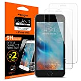 Spigen Tempered Glass iPhone 6s Screen Protector [ Case Friendly ] [ 9H