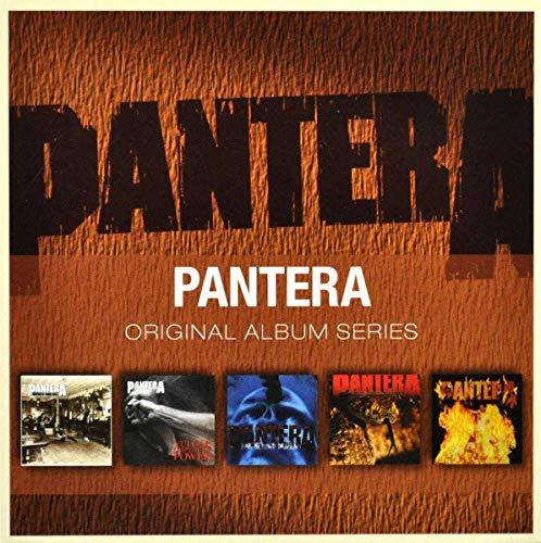 Pantera - Album Series