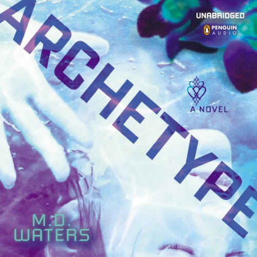 Archetype audiobook cover art