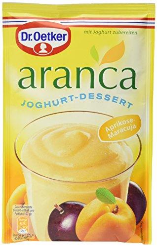 Dr. Oetker Aranca Joghurt-Dessert, 11er Pack (11 x 78 g)