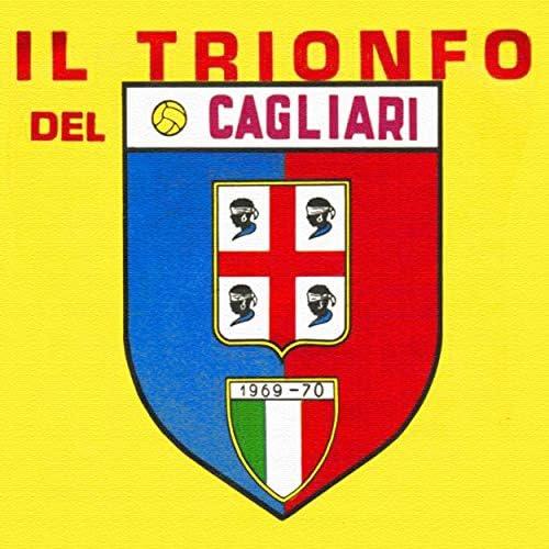 Franco Trincale, Serafino Murru, The Shardana & Giovannino Sassu