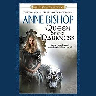 Queen of the Darkness audiobook cover art