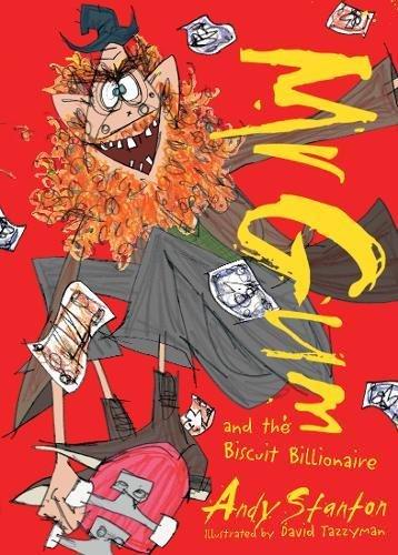 Preisvergleich Produktbild Mr Gum and the Biscuit Billionaire