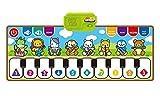 RVOF Kids Musical Mats, Baby Dance Floor Mat, Kids Education Piano Touch Keyboard (31.4″x12″)