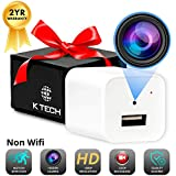 Best Nanny Cams - K Tech Hidden Spy Camera USB Charger, Non Review