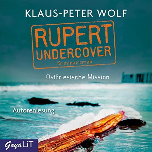 Rupert undercover Titelbild