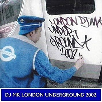 London Underground 2002