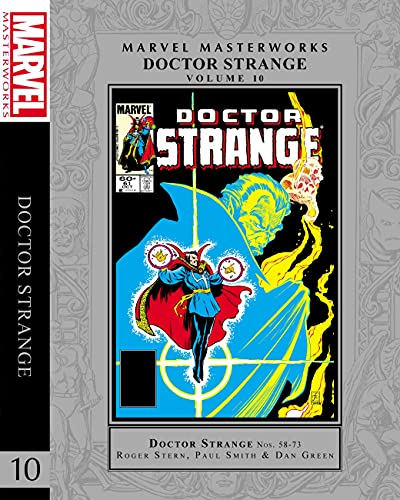 Marvel Masterworks: Doctor Strange Vol. 10