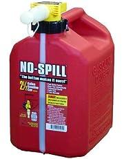 No-Spill 1405 あふれない ガソリン携行缶 約10L [並行輸入品]