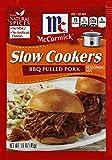 McCormick BBQ Pulled Pork Seasoning Mix (1.6 oz Packets) 4 Pack