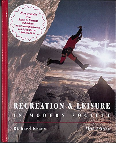 Recreation & Leisure in Modern Society