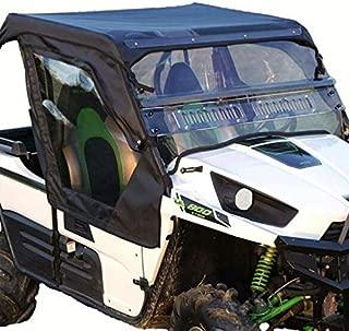 Over Armour Offroad 2016-18 Kawasaki Teryx 800 (2 Seater) Full Cab Enclosure w| Aero-Vent Windshield KAW-16TERYX-FC04