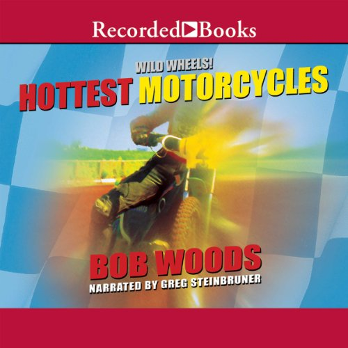 Hottest Motorcycles cover art