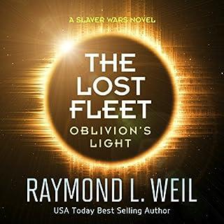 The Lost Fleet - Oblivion's Light cover art