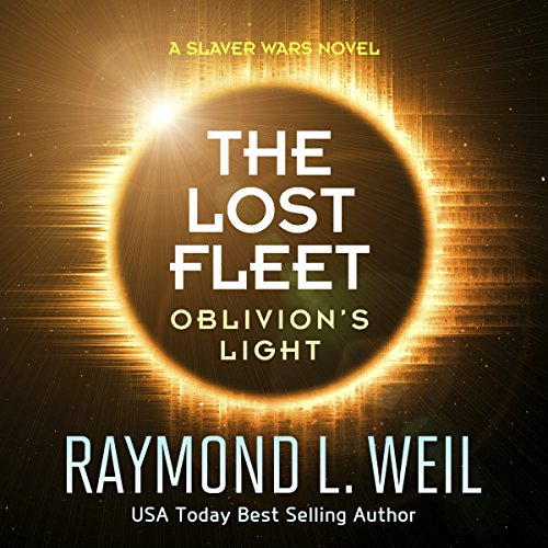 The Lost Fleet - Oblivion's Light cover art