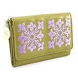 シンシアローリー 財布 三つ折り財布 グリーン CYNTHIA ROWLEY crp001-50 レディース 婦人