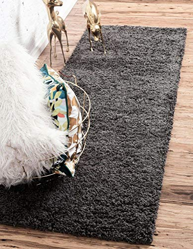 Our #6 Pick is the Unique Loom Shag Collection Modern Runner Rug for Your Home
