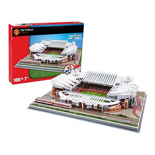 Lsmaa Nanostad Manchester United Old Trafford Stadium 3D Puzzle