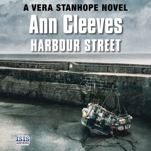 Harbour Street audiobook cover art