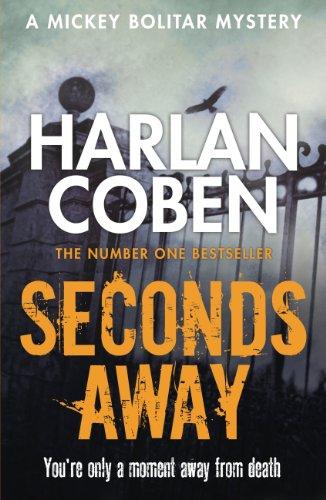 Seconds Away (Mickey Bolitar Book 2) (English Edition)