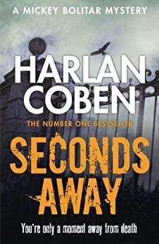 Seconds Away (Mickey Bolitar Book 2) by [Harlan Coben]